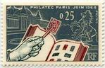 Philatec 64 - Juin 64 (Paris)