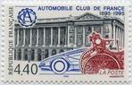 Centenaire de l'Automobile Club de France (1895-1995)