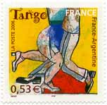 France - Argentine : Tango