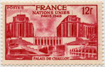 Nations Unies - Palais de Chaillot